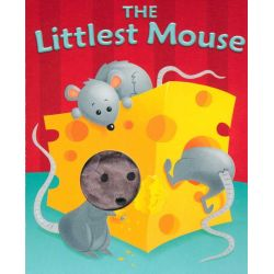 The Littlest Mouse, Finger Puppet Book by Five Mile Press, 9781742485942.