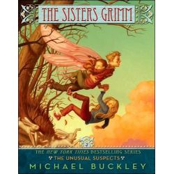 The Unusual Suspects, Sisters Grimm Series : Book 2 by Michael Buckley, 9780810993235.