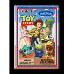 Disney Toy Story Magnetic, Magnetic Fun Large Tin, 9781743529324.