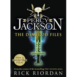 Percy Jackson : The Demigod Files, Percy Jackson & the Olympians by Rick Riordan, 9780141329505.