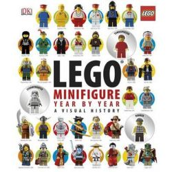 LEGO Minifigure Year by Year, A Visual History by Dorling Kindersley, 9781409333128.