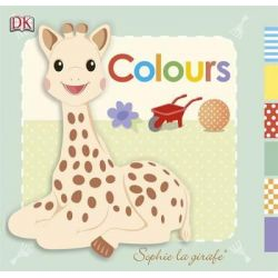 Sophie La Girafe, Colours by Dorling Kindersley, 9781409325888.