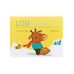 Bücher: Lou Caribou  von Nathalie Choux,Marie-Sabine Roger