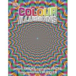 Colour Illusions by Dorling Kindersley, 9781409347941.