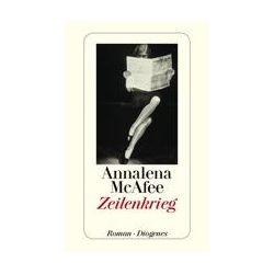 Bücher: Zeilenkrieg  von Annalena McAfee
