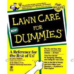 Lawn Care For Dummies by Lance Walheim, 9780764550775.