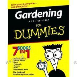 Gardening All-In-One For Dummies by The National Gardening Association, 9780764525551.