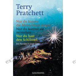 Bücher: Nur du kannst die Menschheit retten/Nur du kannst sie verstehen/Nur du hast den Schlüssel  von Terry Pratchett