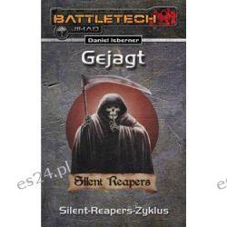 Bücher: Gejagt - Der Silent-Reapers-Zyklus  von Daniel Isberner