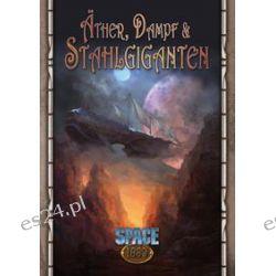 Bücher: Äther, Dampf & Stahlgiganten  von Timothy B. Brown,James Cambias