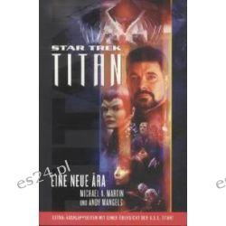 Bücher: Star Trek - Titan 1  von Michael A. Mann,Andy Mangels