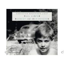 Hörbuch: Bericht aus dem Inneren, 6 Audio-CDs  von Paul Auster