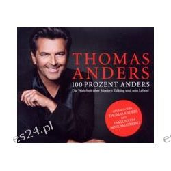 Hörbuch: 100 Prozent Anders  von Thomas Anders