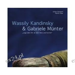 Hörbuch: Wassily Kandinsky & Gabriele Münter  von Wassily Kandinsky,Gabriele Münter