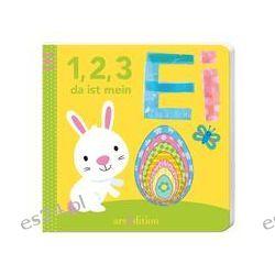 Bücher: 1,2,3 - da ist mein Ei  von Jonathan Litton