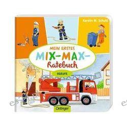 Bücher: Mein Mix-Max-Ratebuch Berufe  von Stefanie Vogt