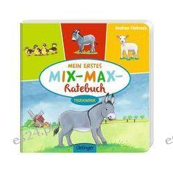Bücher: Mein erstes Mix-Max-Ratebuch Tierkinder  von Stefanie Vogt