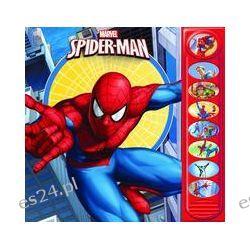 Bücher: Spiderman 8-Button-Soundbuch