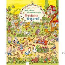 Bücher: Mein liebster Wimmelbilder-Spaß. Fröhliche Ostern!  von Charlotte Wagner