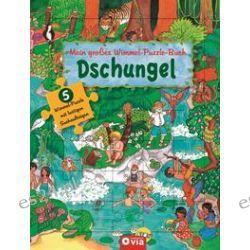 Bücher: Mein großes Wimmel-Puzzle-Buch - Dschungel
