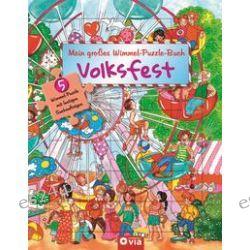 Bücher: Mein großes Wimmel-Puzzle-Buch - Volksfest