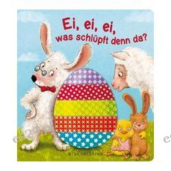 Bücher: Ei, Ei, Ei - was schlüpft denn da?  von Sandra Grimm
