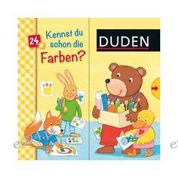 Bücher: Duden: Kennst du schon die Farben?  von Susanne Weber