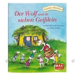 Bücher: Der Wolf und die sieben Geißlein  von Eleni Livanios (Zabini)