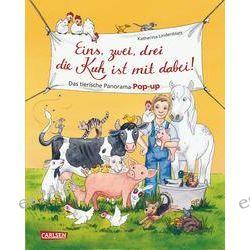Bücher: Eins, zwei, drei - die Kuh ist mit dabei  von Lucia Fischer