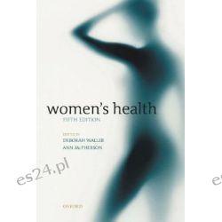 Women's Health, Oxford Medical Publications by Deborah Waller, 9780192632869.