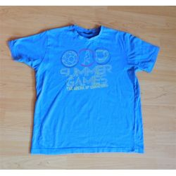 niebieski T-shirt cedarwood state  (M)