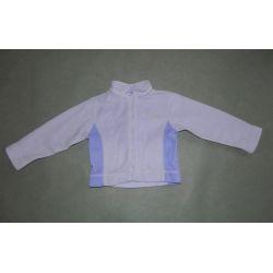 Polarowa bluza z suwakiem LADYBIRD  (1,5-2 lata)