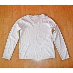Biała bluzka X-Mail  (XL)
