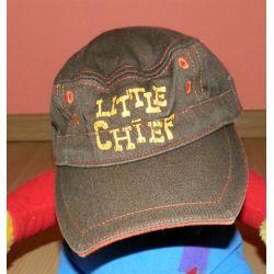 czapka LITTLE CHIEF mini mode (2-4 lata, 50cm)