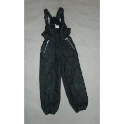 ciepłe spodnie sanki narty FORMICULA (128)