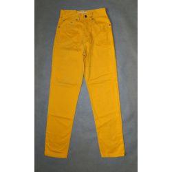 spodnie dżinsy, wysoki stan STRESS, pas 64