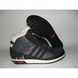 Sportowe Damskie Buty Zimowe Adidas Choleah Sneaker Pl W G97347 roz.40