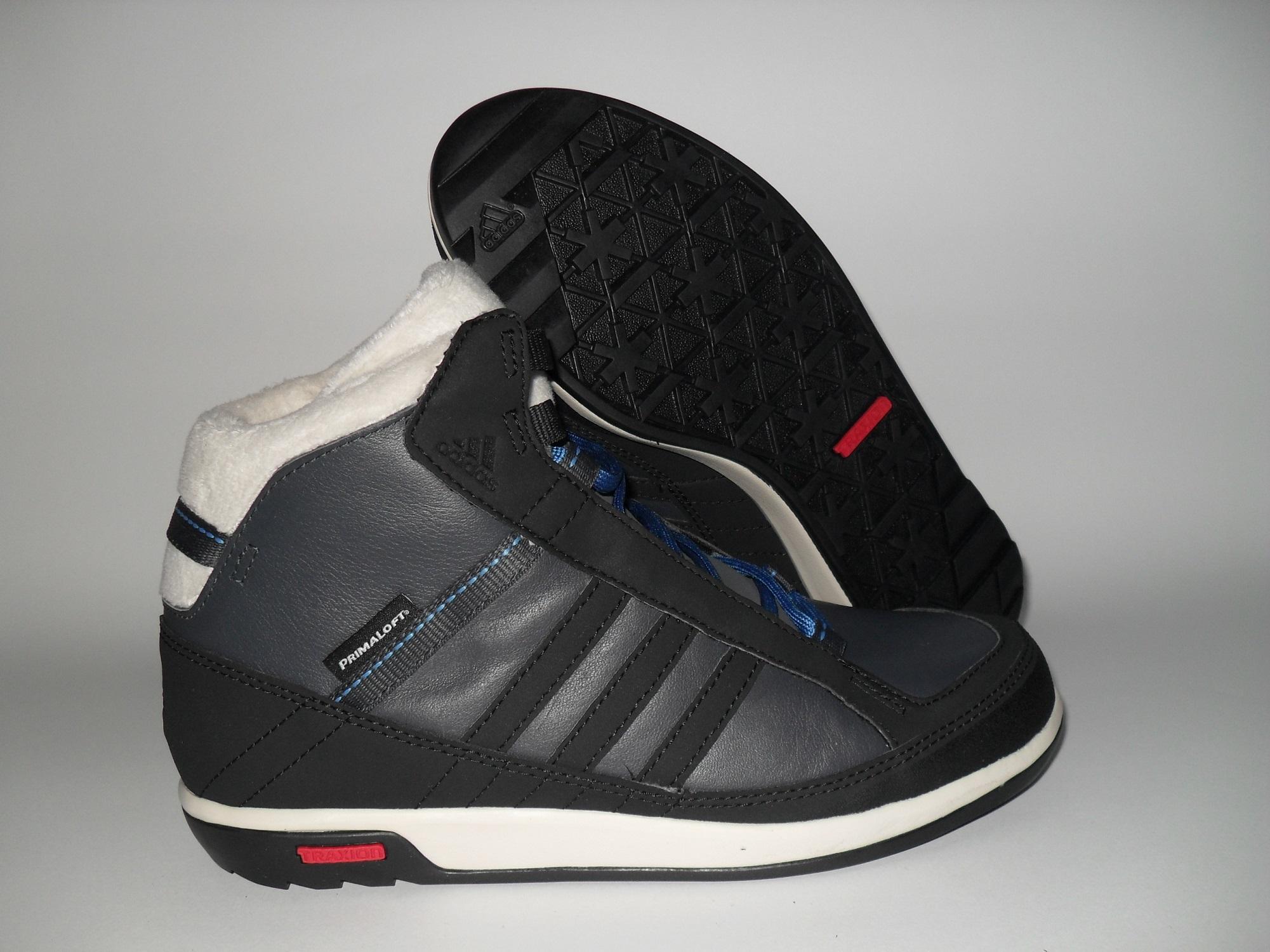 adidas buty na zime damskie