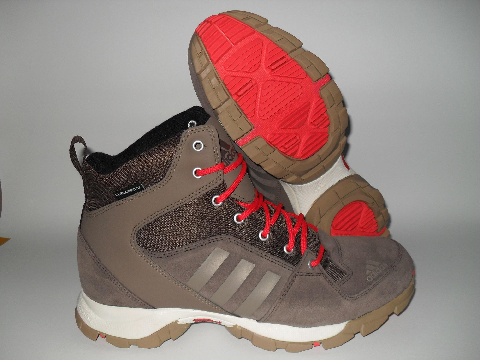 Sportowe Buty Zimowe Adidas Winterscape Cp Q21318 roz. 46 na