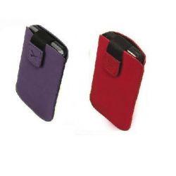 Etui na telefon zamsz Samsung Omnia i900/iPhone 3G
