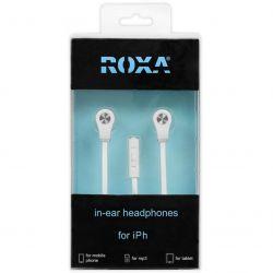Zestaw słuchawkowy ROXA BX-500 do Samsung - biały