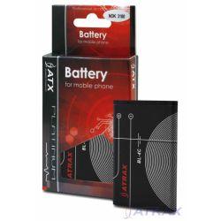 Bat. ATX PLATINUM NOK 6100 1150mAh 6300/6101/2600/