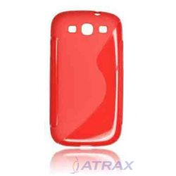 "BACK CASE ""S"" LG L3/E400 czerwon"