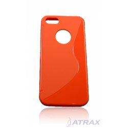 """BACK CASE """"S"""" LG L5/E610 pomarańczow"""