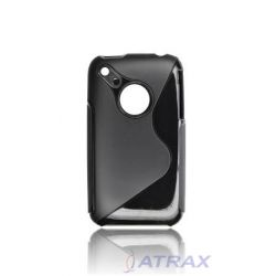 "BACK CASE ""S"" SAM i8260 CORE czarny"