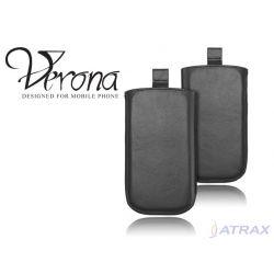 ETUI VERONA SON J/ST26/ black S4 mini
