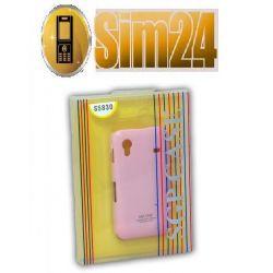 SGP CASE SAM i9000/GALAXY S - różowy /pink
