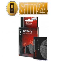 Bat. Nokia 2600c 1250mAh N76/2760/N75