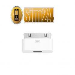 Przejściówka - adapter z micro USB na iPhone 4
