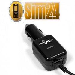 Ładowarka samochodowa eXtreme mini USB 1A